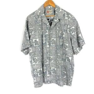 Hilo Hattie The Hawaiian Original Button Up Shirt